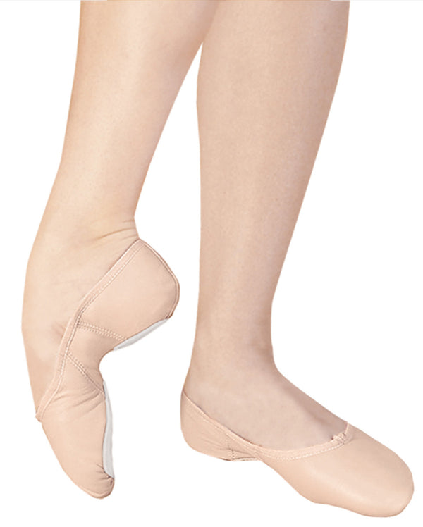 Juliet Leather Ballet Shoe