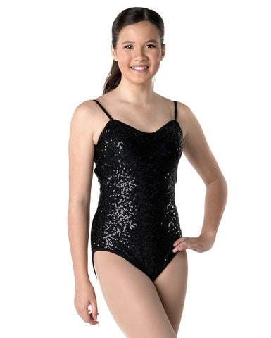 Studio 7, Sequin Camisole Leotard, Adults, ADL02 (Pre-order, due end of September)
