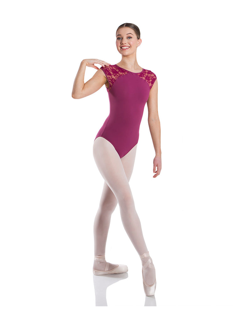 Energetiks Allison Leotard, Childs CERISE, CL118