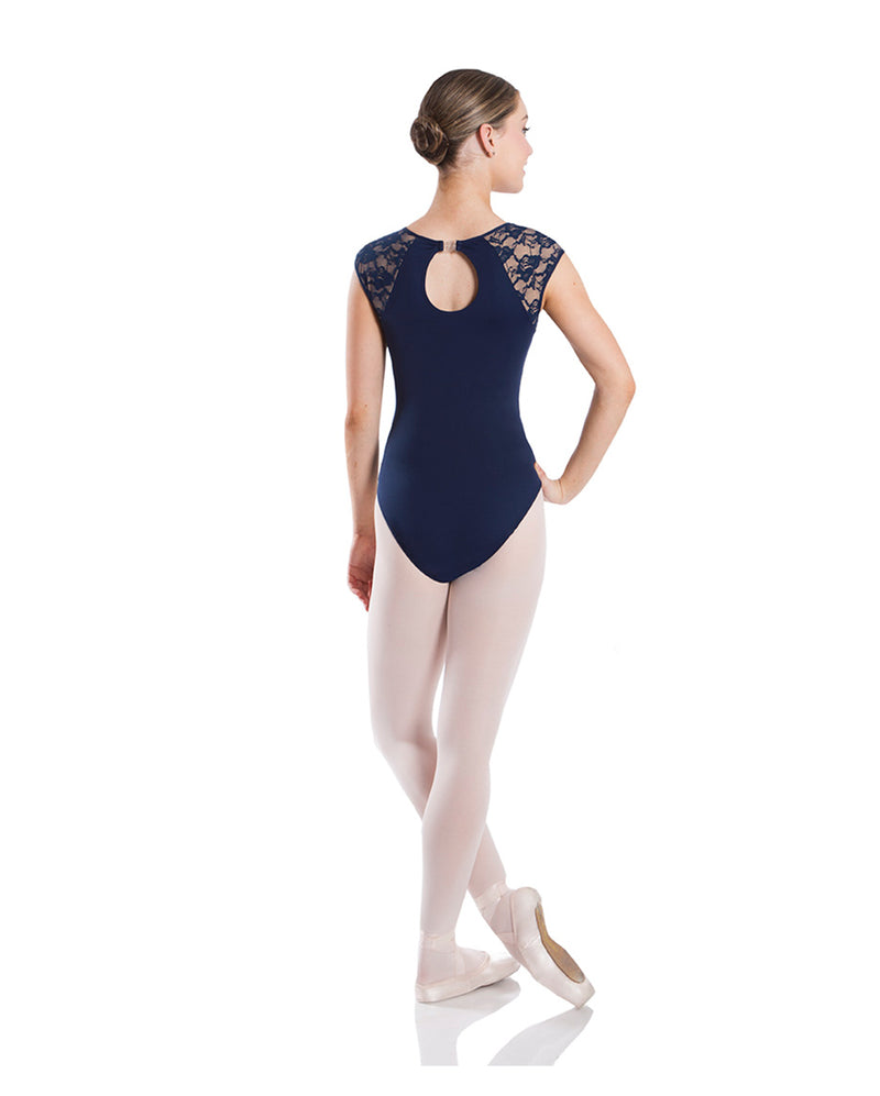 CLEARANCE, Energetiks Allison Leotard, Adults, NAVY, AL118