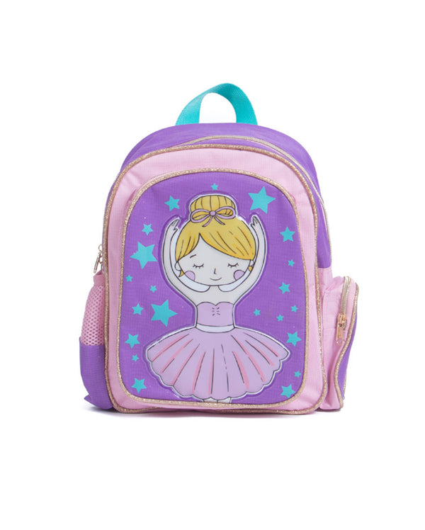 Studio 7, Ballerina Star Backpack, BP01