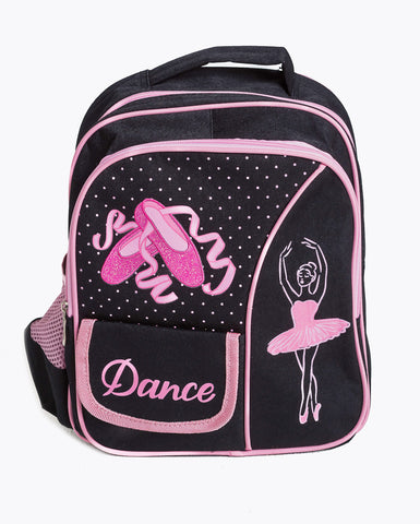 Studio 7, Dance Steps Backpack, BP02