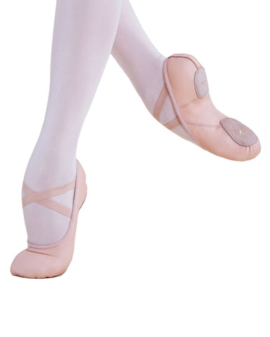 Energetiks Revelation Ballet Shoe - Split Sole, Pink, Childs size 9-1.5, BSC08