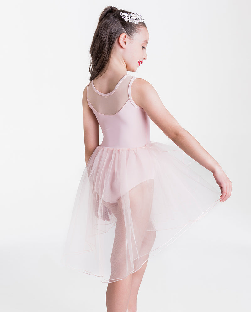 Studio 7, Angelic Lyrical Dress, PALE PINK, CHD20