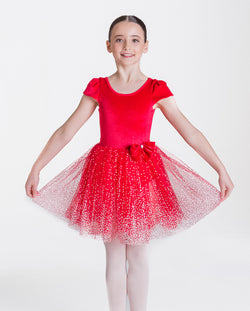 Studio 7, Imperial Dress, RED, CHD21