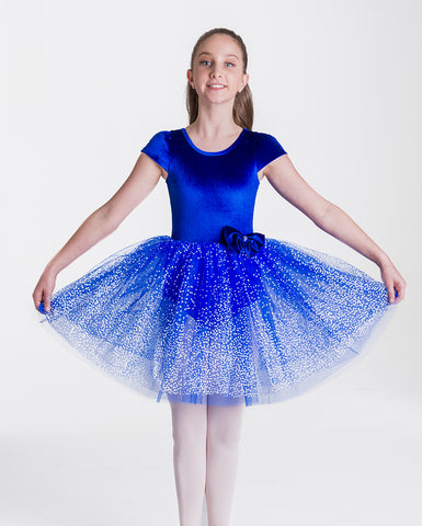 Studio 7, Imperial Dress, ROYAL BLUE, CHD21