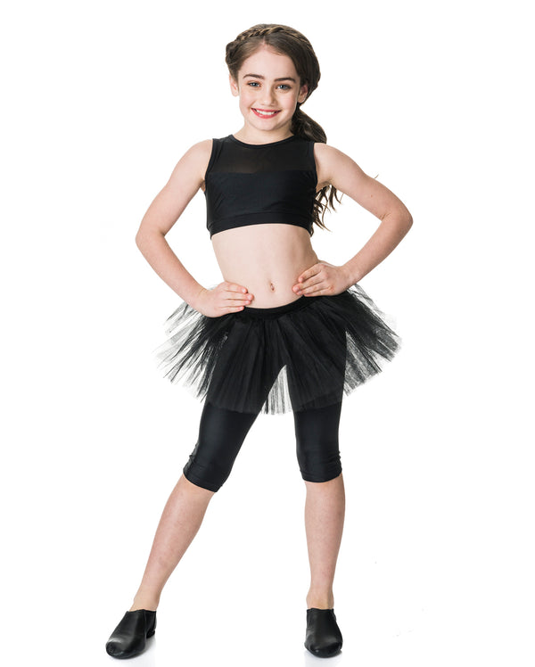 Studio 7, Tutu Skirt, Black, CHTS01