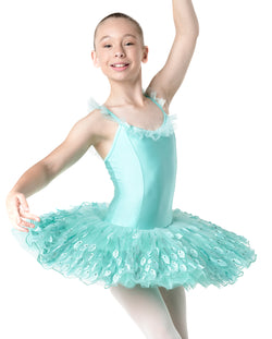 Studio 7, Seasons Tutu, Spring (Mint), CHTU07