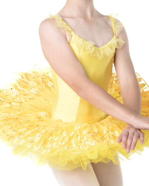 Studio 7, Seasons Tutu, Summer (Yellow), CHTU07