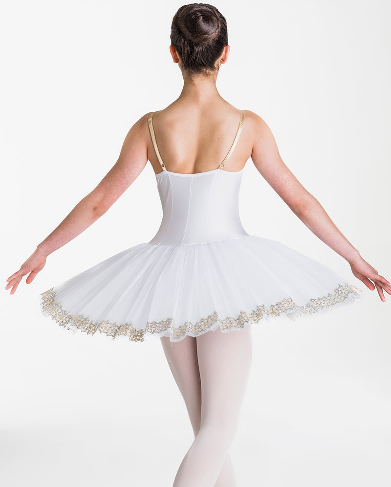 Studio 7, Fairytale Tutu, WHITE, Childs, CHTU14