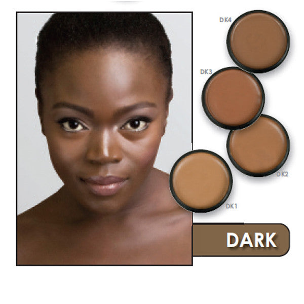 CLEARANCE, Celebré Pro Cream Foundation, Dark 1