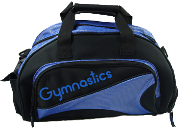Studio 7, Junior Duffel Bag, (4 Colours), DB05 (Gymnastics)