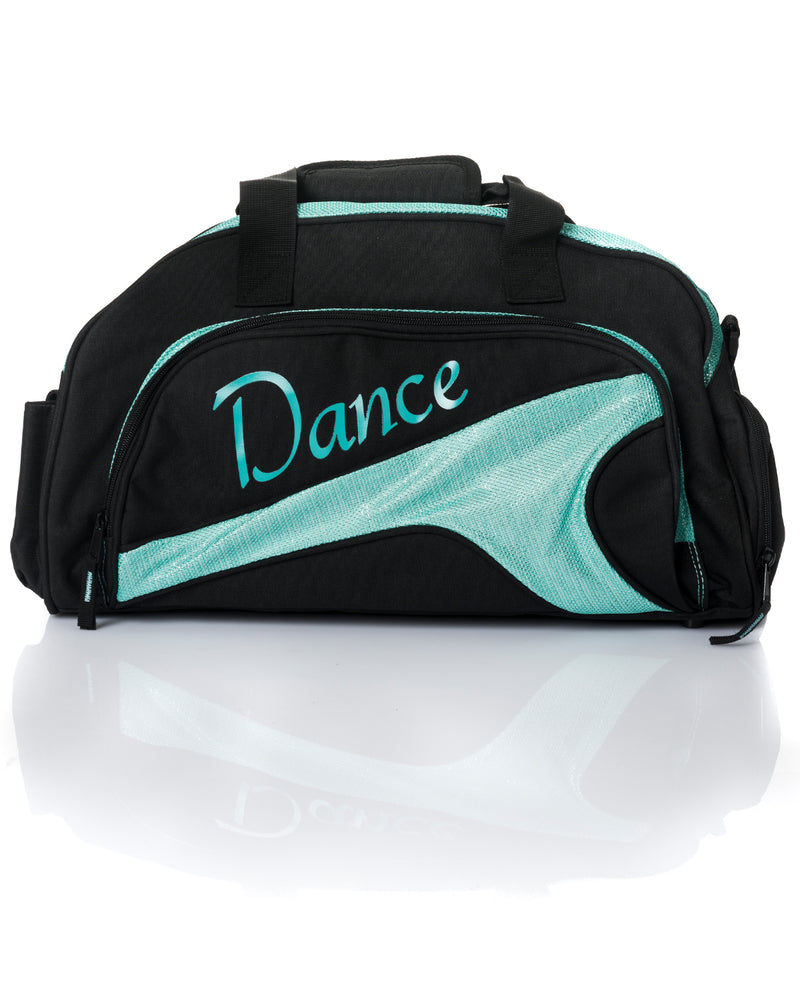 Studio 7, Junior Duffel Bag, Black/Turquoise, DB05 (Dance)