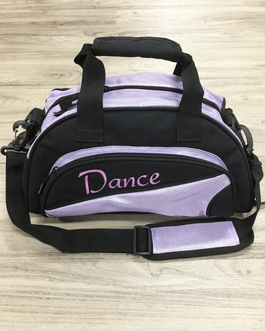 Studio 7, Mini Duffel Bag, Black/Lilac, DB08 (Dance)