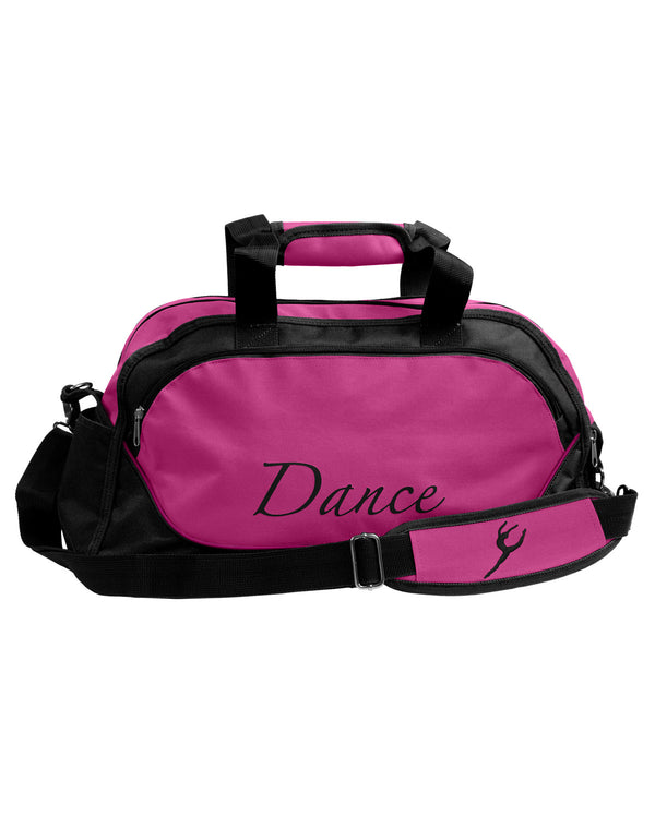 Energetiks Medium Dance Duffle, Mulberry/Black, DB31 (New Fabric)