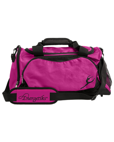 Energetiks Large Dance Bag, Mulberry/Black, DB32 (New Fabric)