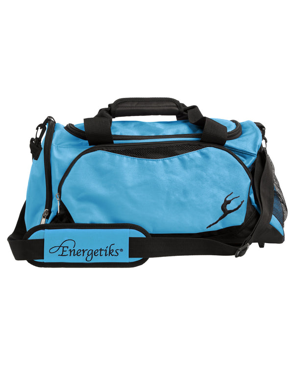 Energetiks Large Dance Bag, Turquoise/Black, DB32 (New Fabric)