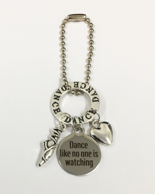 Sparklehearts Keepsake - Dance (Dance like no one is watching)