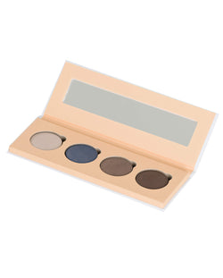 Runway Room - MINERAL EYE SHADOW PALETTE, Blue Tones, EP01