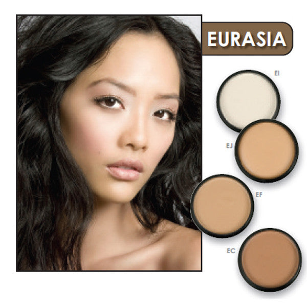CLEARANCE, Celebré Pro Cream Foundation, Eurasia Chinois