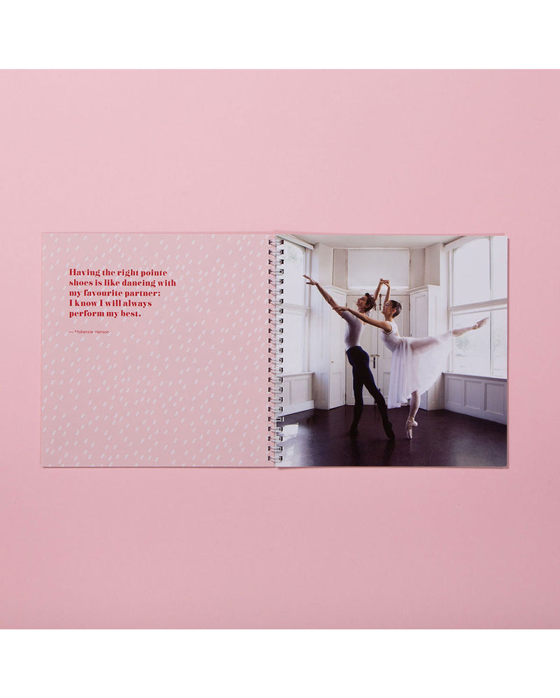 My First Pointe Shoes Book, G083