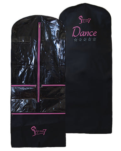 Studio 7, Long Garment Bag, Premium (Diamante embellishment) GB01