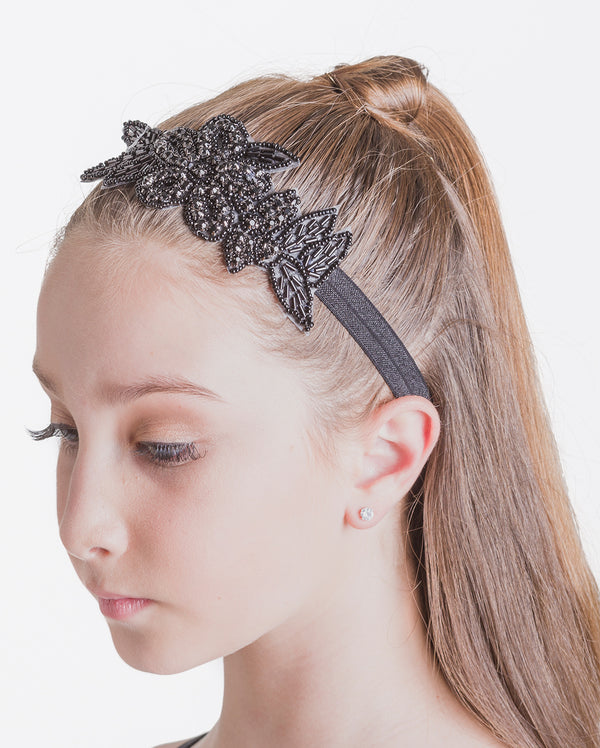 Studio 7, Illuminate Head Band, Black