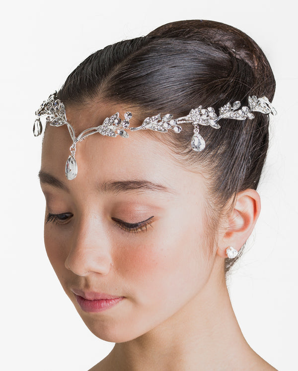 Studio 7, Grande Hairpiece, Crystal White, HP01