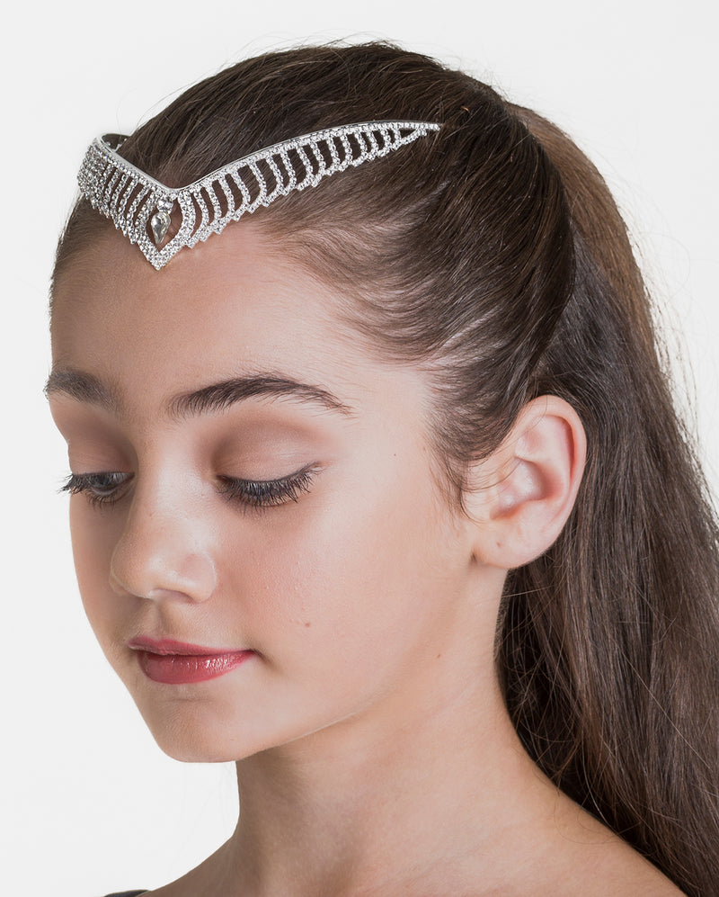 Studio 7, Jasmine Hairpiece, Crystal White, HP17