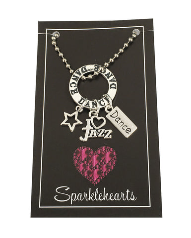 Sparklehearts Keepsake - Jazz Dance