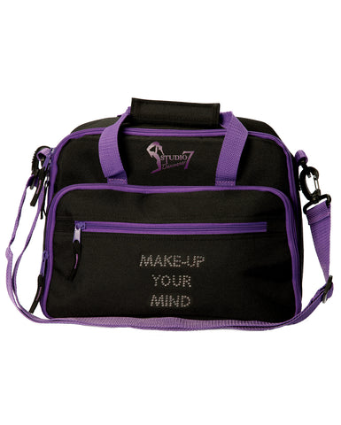 Studio 7, Senior Makeup Bag, (3 Colours), MUB02