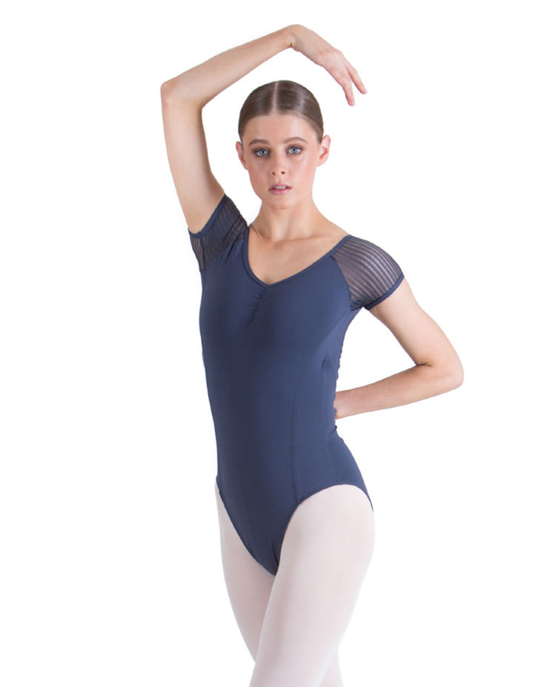 Studio 7, Tessa Cap Sleeve Leotard, Childs, TCL09 (2 Colours)