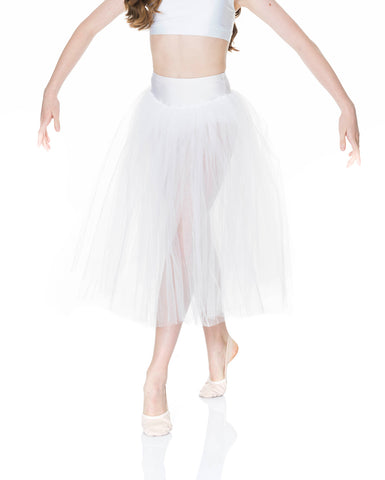 Studio 7, Dream Romantic Tutu Skirt, WHITE, Childs, CHRS01