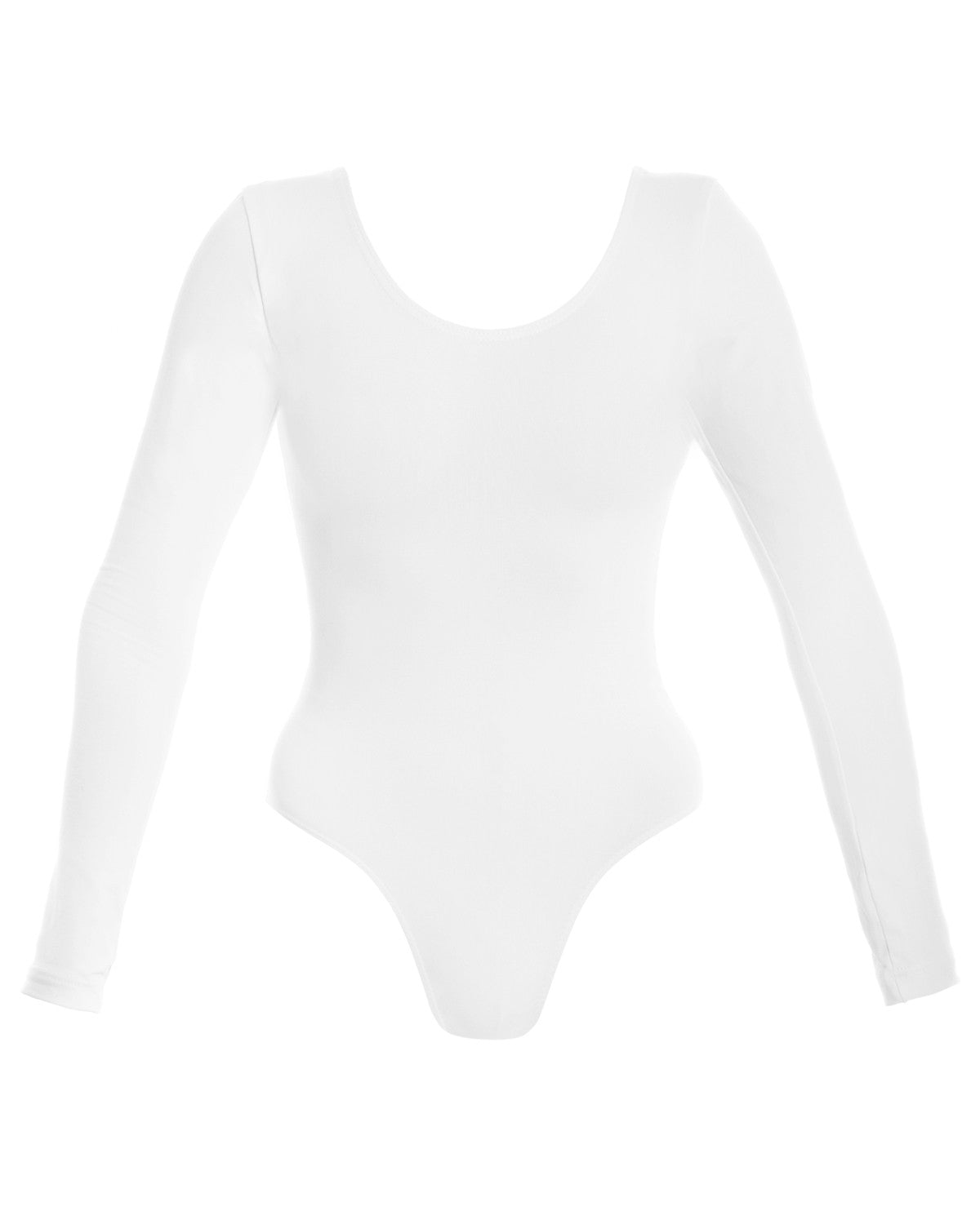 6242253ec Energetiks JESSE Long Sleeve Scoop Leotard
