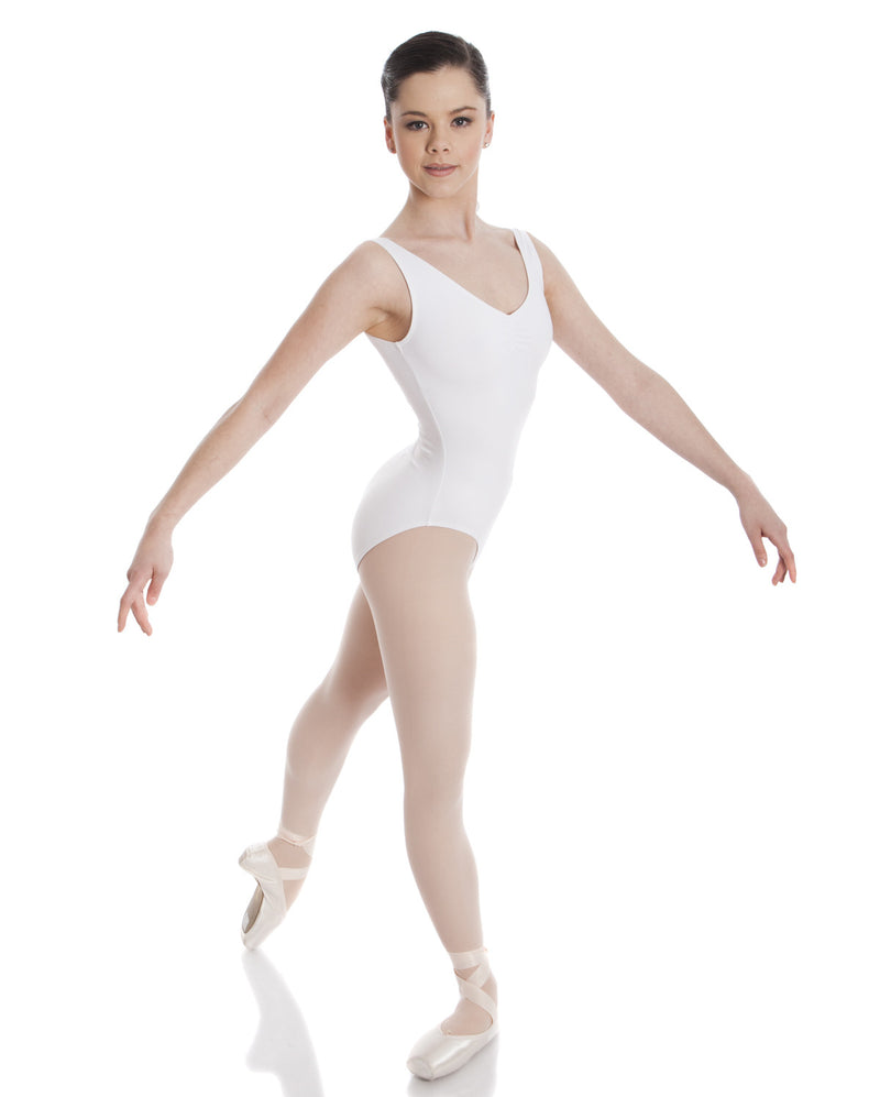 Energetiks CHARLOTTE Gathered front Leotard , (Large, XLarge, XXLarge), Adults Sizes, AL04