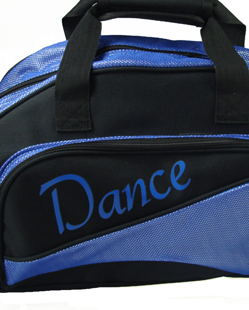 Studio 7, Junior Duffel Bag, Black/Royal Blue, DB05 (Dance)