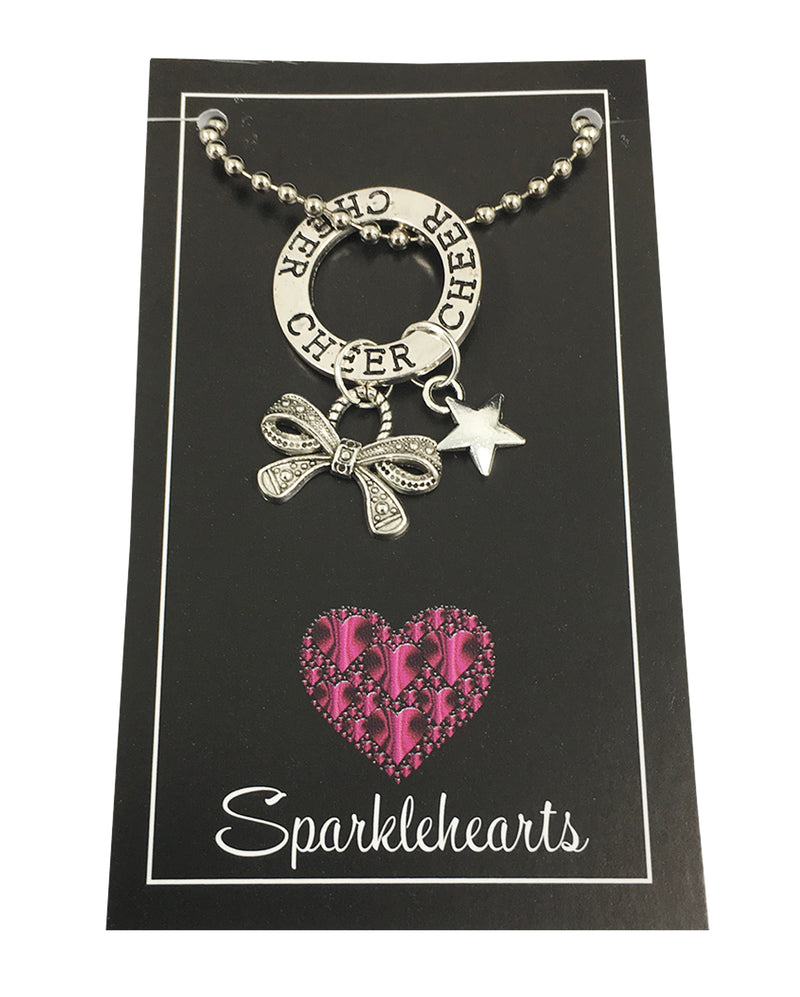 Sparklehearts Keepsake - CHEER