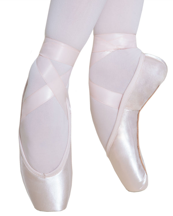 Energetiks Emilia Pointe Shoe - Flexible Hard (EED2FH)