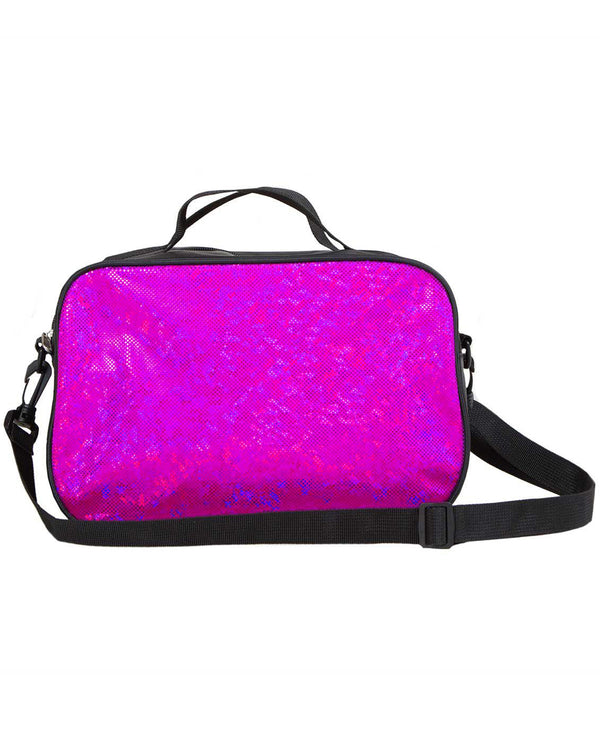 Energetiks Everleigh Glitter Bag, HOT PINK, GDB30