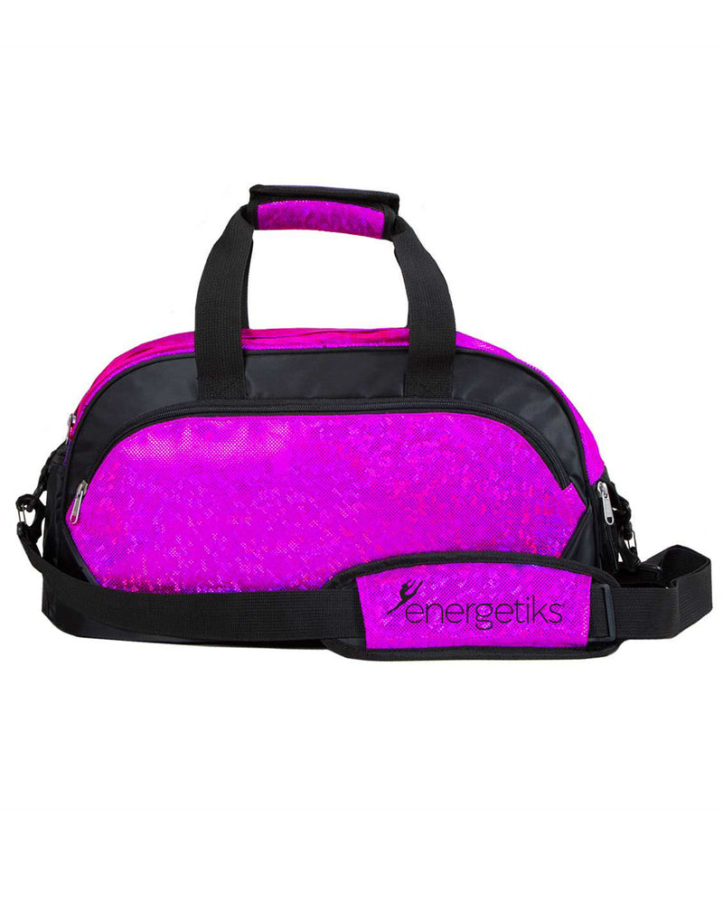Energetiks Jewel Glitter Bag, HOT PINK, GDB36