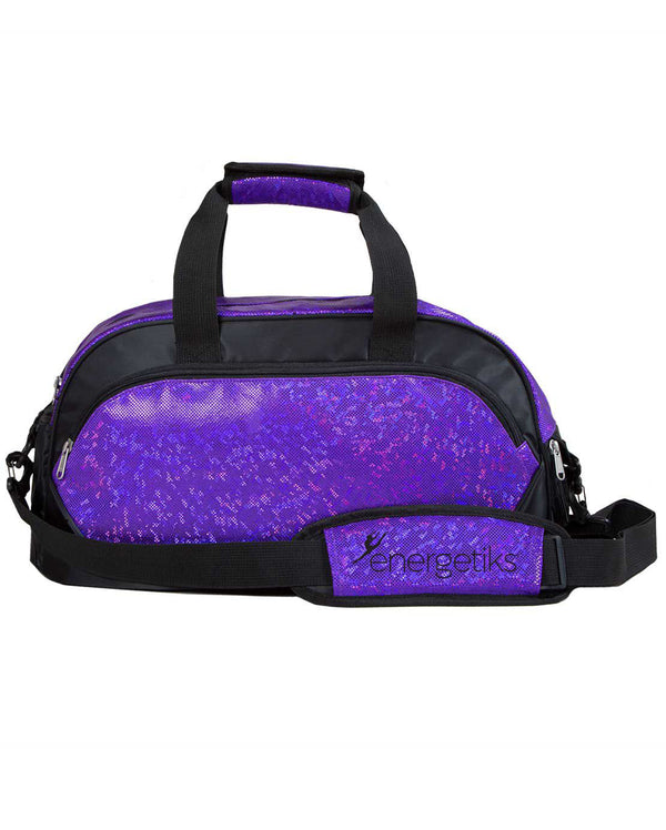 Energetiks Jewel Glitter Bag, PARTY PURPLE, GDB36