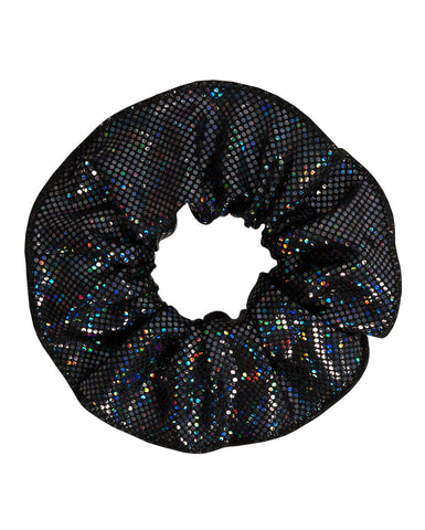 Energetiks Shattered Glass Scrunchie, BLACK, H003G