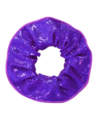 Energetiks Shattered Glass Scrunchie, PARTY PURPLE, H003G