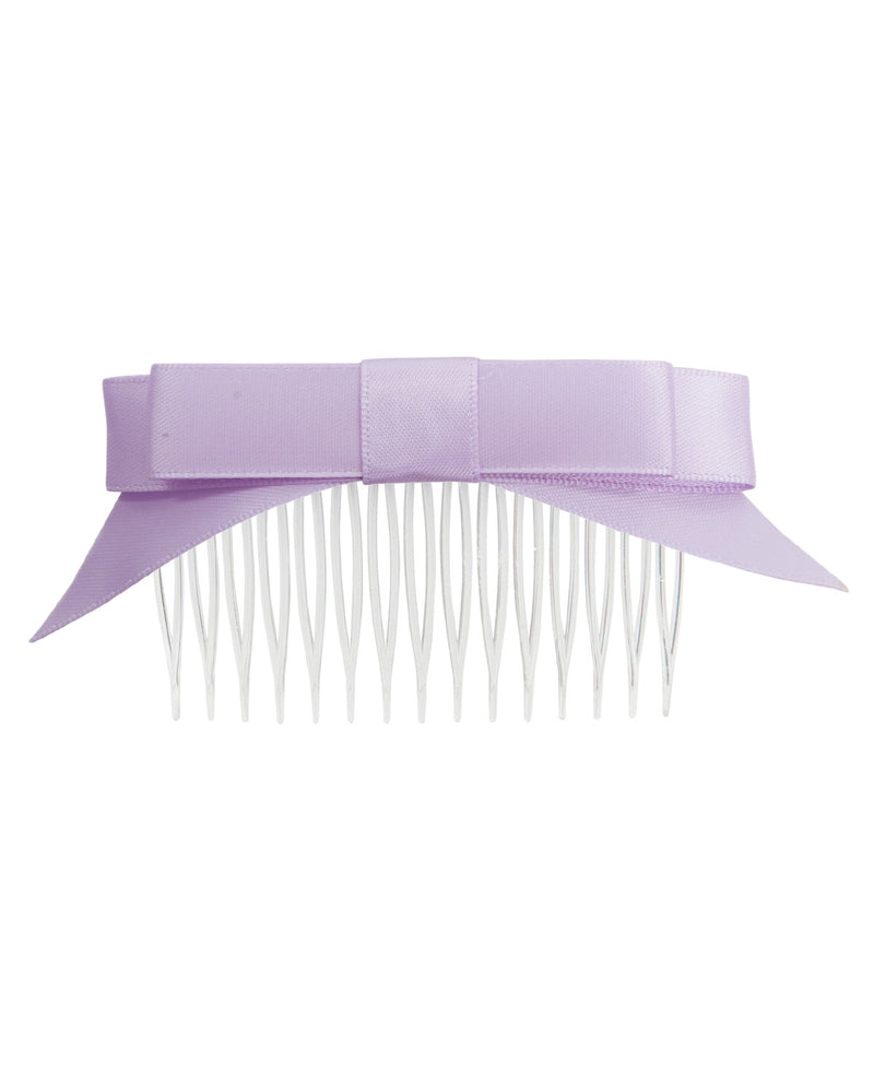 Energetiks Satin Bow with Comb and Tail, H005T