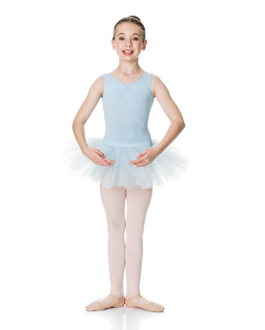 Studio 7, Tutu Skirt, Pale Blue, CHTS01