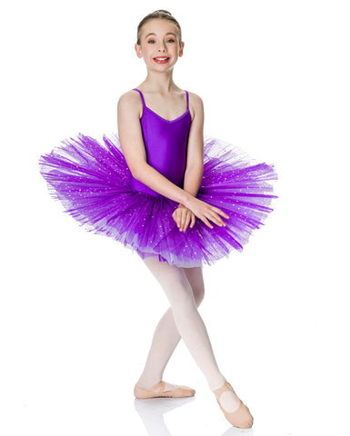 Studio 7, Two Tone Sparkle Tutu, Purple/Lilac, CHTU03