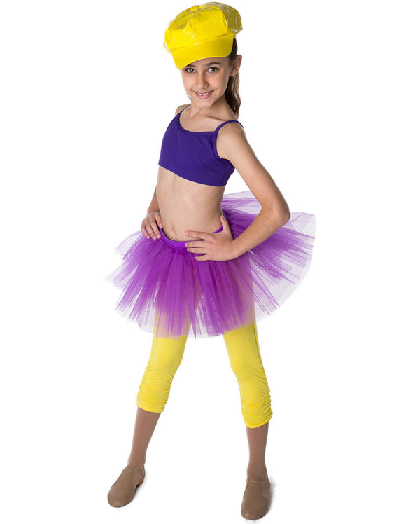 Studio 7, Tutu Skirt, Purple, CHTS01