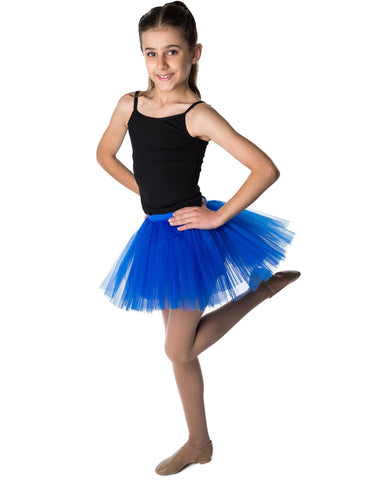 Studio 7, Tutu Skirt, Royal Blue, CHTS01