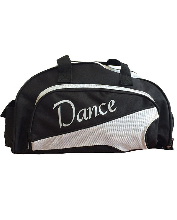 Studio 7, Junior Duffel Bag, Black/Crystal White, DB05 (Dance)
