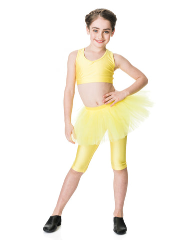 Studio 7, Tutu Skirt, Yellow, CHTS01
